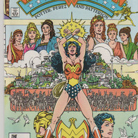Wonder Woman; V2, 1.  NM. Feb 1987.  DC Comics
