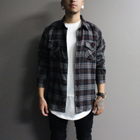 Marley Plaid Flannel