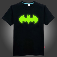 Batman Luminous Loose T-Shirt For Men