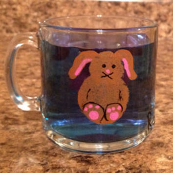 Personalized Easter Bunny Mug