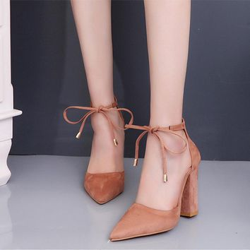 Women Pumps Shoes High Heels T-stage Sexy Dancing Party Wedding f7f1b9886