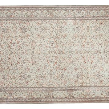 6.5x9.5 Distressed Kaisary Carpet