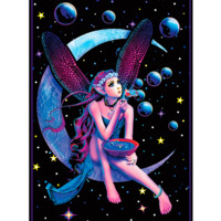 BL6029 - Opticz Fairy Dream Blacklight Poster