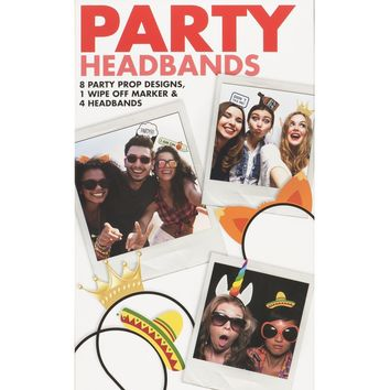 Party Headbands - 8 Headband Clip Ons That Will Transform Your Next Party
