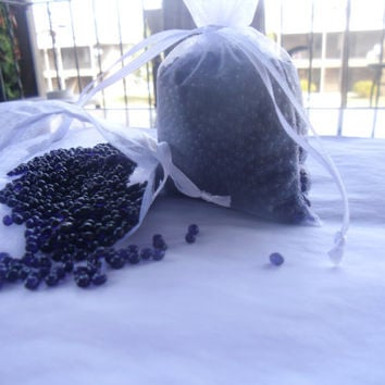 Aroma Beads Sachet, Air Fresheners, Lavender Flowers, Weddings, Party Favors, OOT Gift Bags, Made to Order
