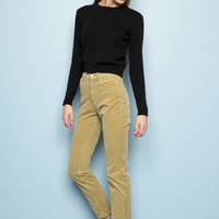 Jane Corduroy Pants - Bottoms - Clothing