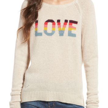 Zadig & Voltaire Baly Bis Cashmere Sweater | Nordstrom