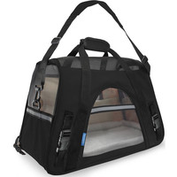 OxGord Soft Sided Cat/Dog Pet Carrier, 2015 Design, FAA Airline Approved