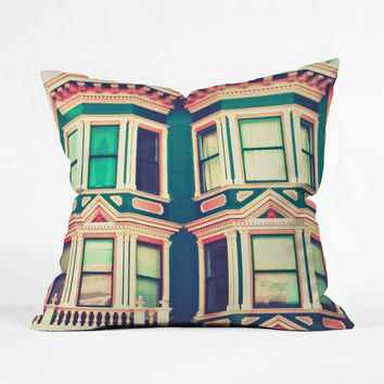 Classic San Francisco Pillow