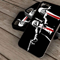 star wars pulp on iPhone 4 / iPhone 4S / iPhone 5 / Samsung S2 / Samsung S3 / Samsung S4 Case Cover THEMOSTCASE