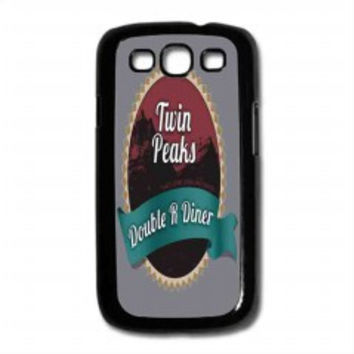 welcome to twin peaks 5 for samsung galaxy s3 case