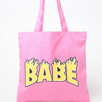 LA Hearts Graphic Tote Bag at PacSun.com