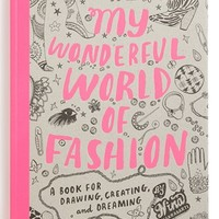 Nina Chakrabarti 'My Wonderful World of Fashion' Book | Nordstrom