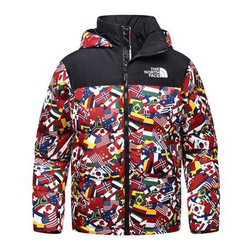 The North Face winter MEN outdoor Down jacket/M-3XL