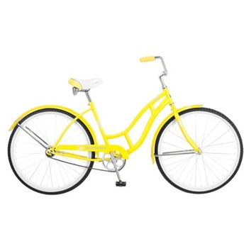 "Schwinn® Women's Legacy Cruiser Bike - Yellow (26"")"
