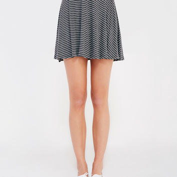 Basic Skater Skirt | Wet Seal
