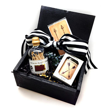 Votive Arrow Gift Set