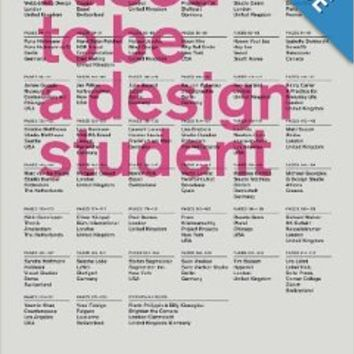I Used to Be a Design Student: 50 Graphic Designers Then and Now