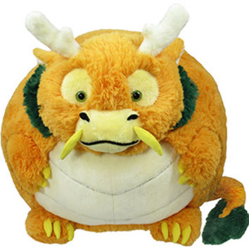 Squishable Chinese Golden Dragon