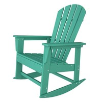 Polywood South Beach Adirondack Rocking Chair