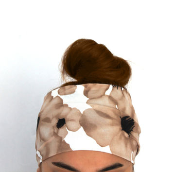 flowers  jersey headbands,yoga hairband, headbands,Pilates headbands,headbands,yoga headbands
