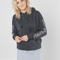 OBEY Worldwide Hooded Sweatshirt - Women's Sweatshirts in Dusty Dark Indigo | Buckle