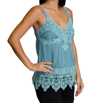 Lacey Vintage Cami by Johnny Was