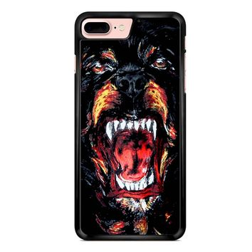 Givenchy Rottweiler Face iPhone 7 Plus Case