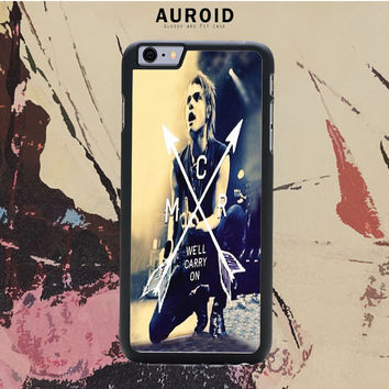 Gerard Way My Chemical Romance IPhone 6S Plus Case Auroid