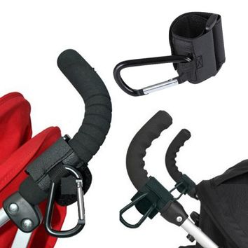 1 pcs  Baby Stroller Hooks Hanger Stand Accessories For Shopping Buggy Cart