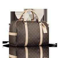 LOUISVUITTON.COM - Carryall Monogram Canvas Softsided Luggage| Louis Vuitton