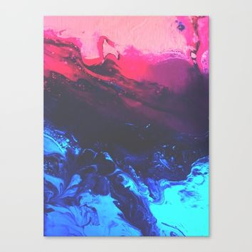 Empath Canvas Print by DuckyB