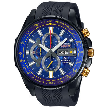 Casio - Men's Edifice Infiniti Red Bull Racing Limited Edition Chronograph Watch EFR-549RBP-2AER