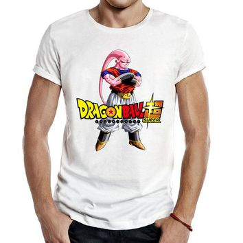 Anime T-shirt graphics classic Cartoons  Anime Dragon Ball Super Casual Fashion Men Unisex Tees T-Shirts Goku Black T Shirts Dragon Ball Z Tops AT_56_4