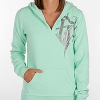 Fox Abrasive Lush Hooded Sweatshirt