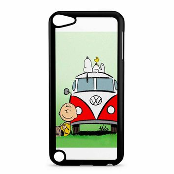 Charlie Brown 2 iPod Touch 5 Case