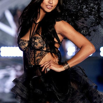 Lace & Tulle Babydoll - Designer Collection - Victoria's Secret