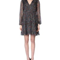 DIANE VON FURSTENBERG Short dress - Dresses D | YOOX.COM
