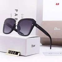 DIOR Fashion New Polarized Sun protection Glasses Eyeglasses Women 4#