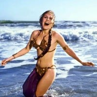 Carrie Fisher Poster 24in x36in
