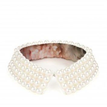 Pearl neck bib - BACCALL - Ted Baker