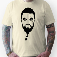 Khal Drogo Silhouette Game of Thrones Unisex T-Shirt