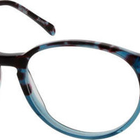 Blue Acetate Full-Rim Frame With Spring Hinges #6270 | Zenni Optical Eyeglasses