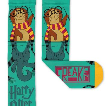 Harry Otter Unisex Crew Socks