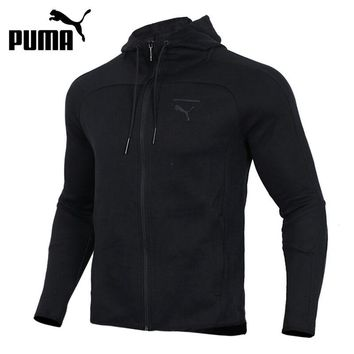 Original New Arrival 2018 PUMA Pace Primary FZ Hoody Men's jacket Sportswear