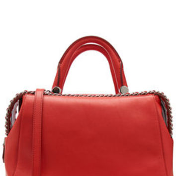 Leather Tote - Max Mara | WOMEN | US STYLEBOP.com