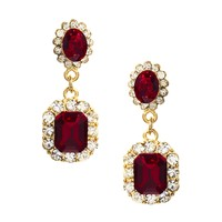ASOS Vintage Look Jewel Earrings