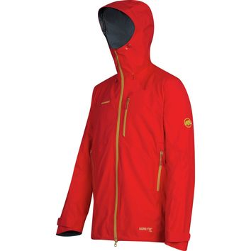 Mammut Whymper Jacket - Men's Poppy,