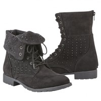 PERFORATED FOLDOVER BOOTS | GIRLS BOOTS SHOES | SHOP JUSTICE