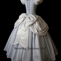Cinderella (Damask) Custom Costume